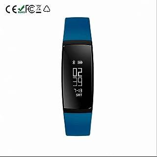 Reloj deportivo con Control Remoto de Móvil,Monitor de Sueño,Reloj Inteligente,Pulseras Actividad,Pódometro,Monitor de Calorías,Notificación de Mensaje para Andriod Teléfono e iPhone