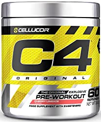 C4 pre-workout for runners (product recommendation)