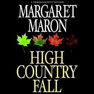 High Country Fall audiobook cover art