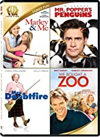 MARLEY & ME / MR POPPER'S PENGUINS / MRS DOUBTFIRE