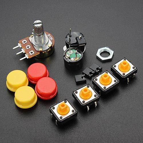 Canonic Starter Kits Keine Batterieversion für Arduino UNOR3 - Produkte, die mit verschriebenen Arduino-Boards zusammenarbeiten