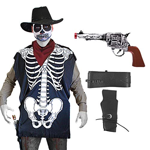 Esqueleto Cowboy
