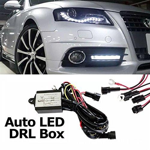 Automatisches Steuermodul für LED Tagfahrlicht, Relais / Abstufung / ON OFF / Blinker
