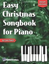 Best beginner christmas piano sheet music Reviews