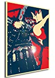 Instabuy Poster Moulin Rouge - Propaganda Full - Scene (A4