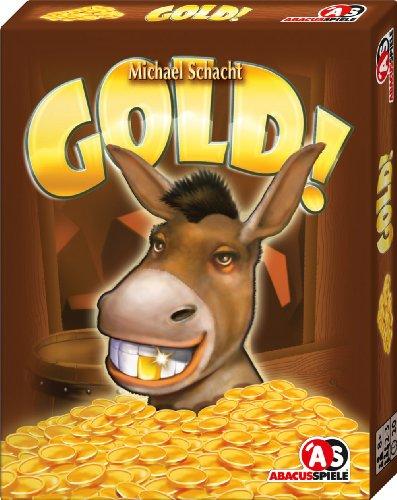 ABACUSSPIELE 08111 - Gold!, Kartenspiel