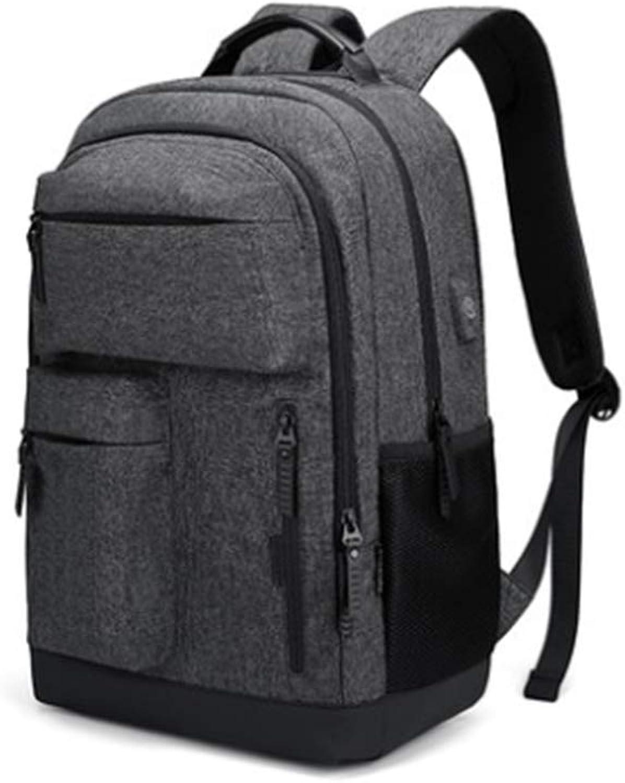 Cucsaistat Rucksack-Mode-Trend-Casual-Multi-Funktions-Computer Mnner Rucksack Student Tasche