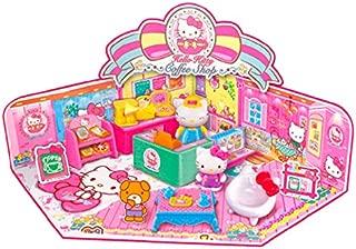 SANRIO Hello Kitty Mini Town : Coffee Shop Toy Play Set