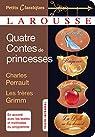 Quatre contes de princesses par Perrault