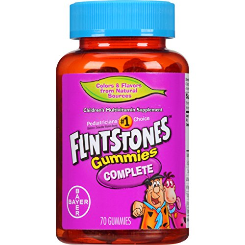 Flintstones Children's Complete Multivitamin Gummies, 70 Count