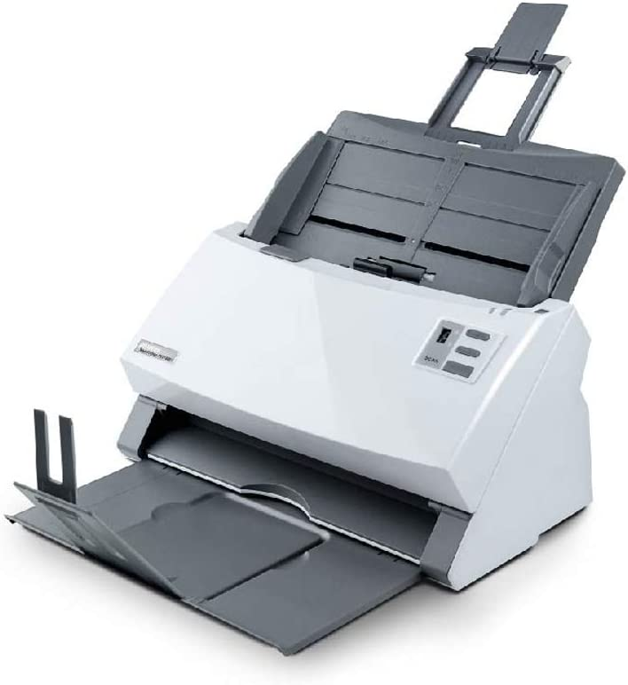 Plustek SmartOffice PS3180U Sheetfed Scanner - 600 dpi Optical - 48-bit Color - 16-bit Grayscale - 80 ppm (Mono) - 45 ppm (Color) - Duplex Scanning - USB