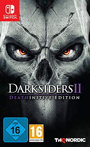 Darksiders 2 Deathinitive Edition (Switch) [Importación alemana]