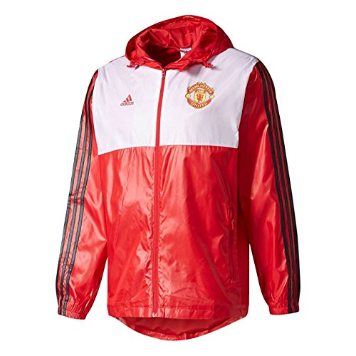 Adidas Manchester United 3-Stripes windjack voor heren