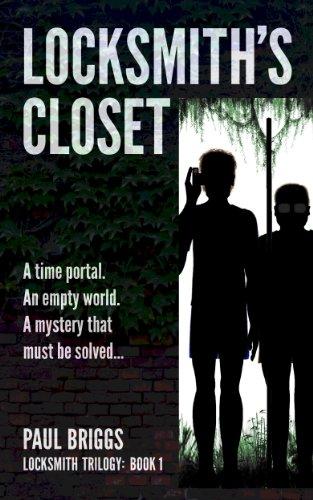 Book: Locksmith's Closet (Locksmith Trilogy 1) by Paul Briggs