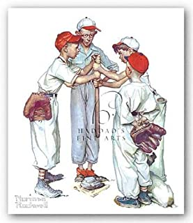 Best norman rockwell baseball posters Reviews