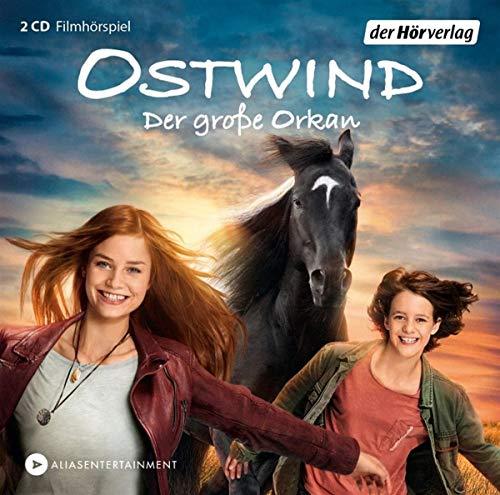 Ostwind 5 Der große Orkan: Das Filmhörspiel (Ostwind 5) (Ostwind - Die Filmhörspiele, Band 5)