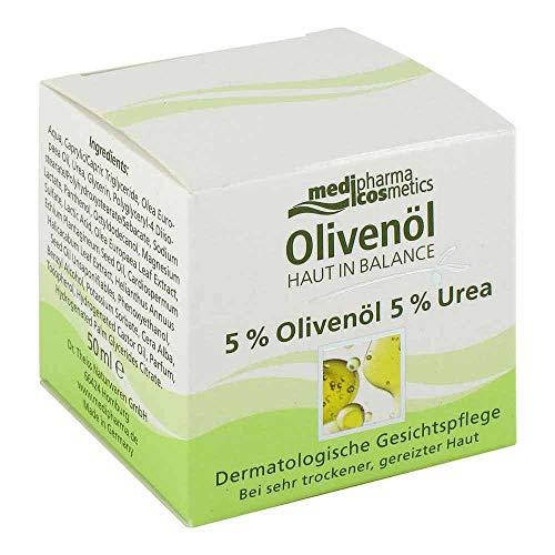HAUT IN BALANCE Olivenöl Gesichtspflege 5{f2531eb726ff3e19e5b05aed64c221a7510bd00291956ee5d8ce505ed505bc89} 50 ml