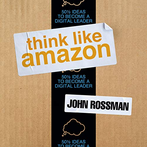 『Think Like Amazon』のカバーアート