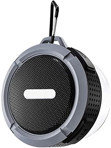 Ruiyuanaro Waterproof Bluetooth Speaker, Wireless Portable Bluetooth...