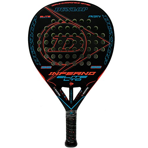 Dunlop Pala de pádel Inferno Elite LTD Blue
