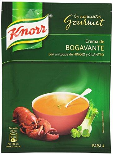 Knorr Crema Gourmet Bogavante e Hinojo 61g