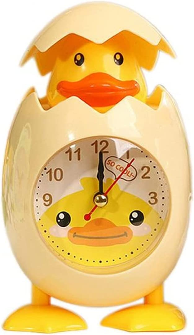 Fuxwlgs At the price Alarm Clock Cartoon Egg Selling and selling Shell Chick Student