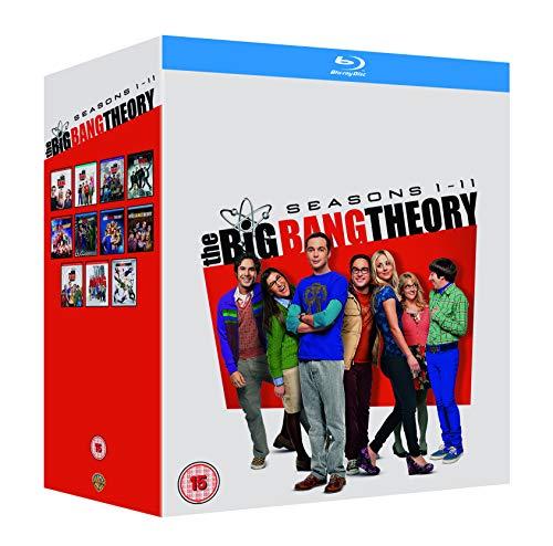 ビッグバン セオリー シーズン1-11 [Blu-ray リージョンフリー ※日本語無し](輸入版) -BIG BANG THEORY S1-11-