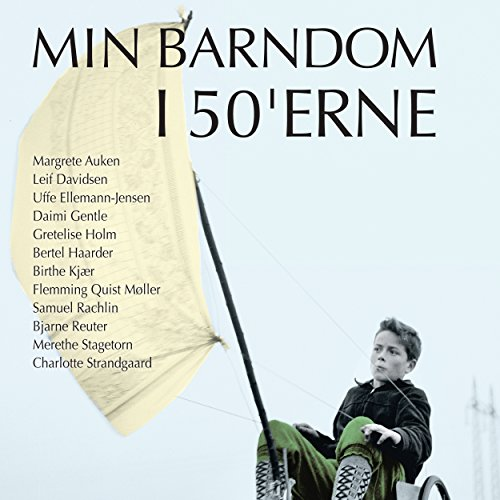 Min barndom i 50'erne audiobook cover art