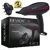 Revlon Pro AC Tempest Power Hair Dryer RVDR5821DUK with Diffuser 2000 Watt