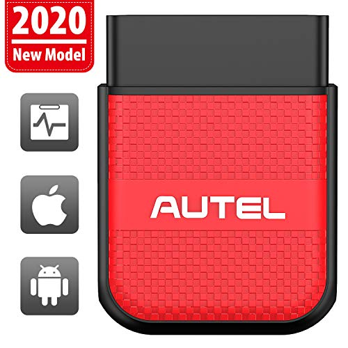 Autel Wireless Bluetooth OBD2 Scanner Dongle - MaxiAP AP200H Code Reader Health Status with Health Reports OBDII ENG/Transmission/ABS/SRS Diagnostic Tool OLS/BMS Resets for All Vehicles (Android/iOS)