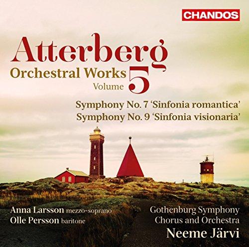 Symphony No. 9, Op. 54 'Sinfonia Visionaria': VIII. Jag Ser Langre Fram - Öster I Järnskogen Dvaldes Den Åldriga (Baritone)