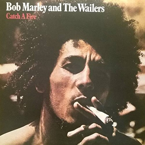Bob Marley & The Wailers - Catch A Fire - Island Records - 86 767 XOT, Island Records - ILPS 9241