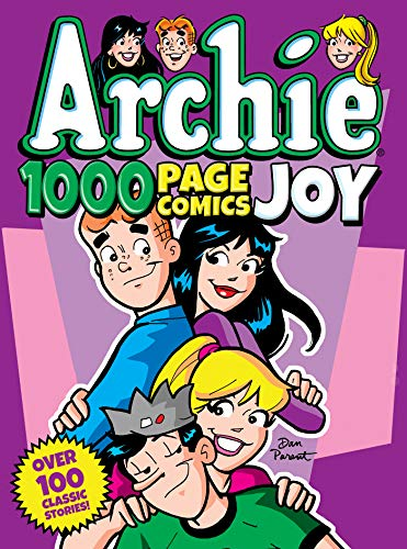 Archie 1000 Page Comics Joy (Archie 1000 Page Digests Book 21) (English Edition)
