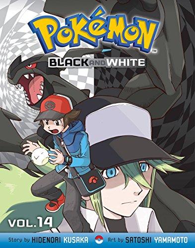 POKEMON BLACK & WHITE GN VOL 14