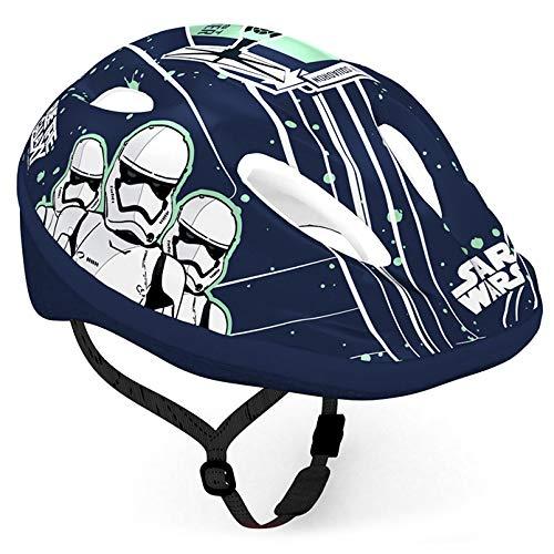 Disney 9040 fietshelm Star Wars Stormtrooper, meerkleurig, 280 g