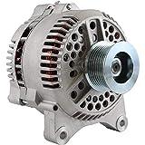 New Alternator Replacement For Ford F Series Truck 4.6L 4.6 5.4L 5.4 97 98 99 00 01 02 1997 1998 1999 2000 2001 2002, Expedition, 321-1772 334-2274 112585 F75U-10300-CA F75U-10300-CB 334-2621A