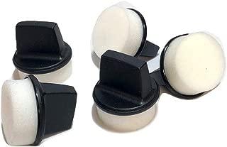 Shoe Cream Sponge Applicators (5 daubers)