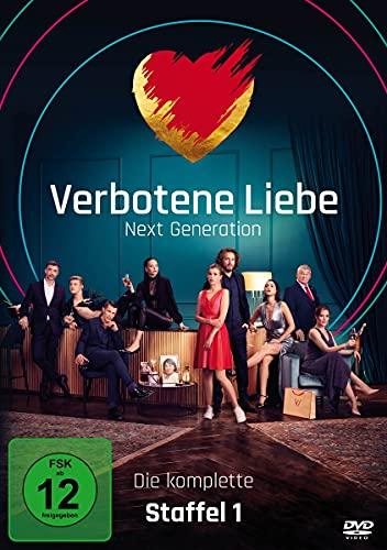 Verbotene Liebe - Next Generation - Staffel 1 (Fernsehjuwelen) [2 DVDs]