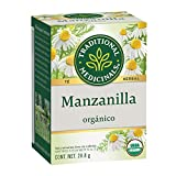 Traditional Medicinals Organic Chamomile Herbal Tea Bags, 16 Count
