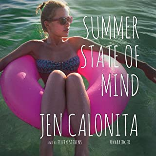 Summer State of Mind audiobook cover art