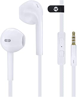 Fone de Ouvido com Microfone, Vinik, 29375, Branco