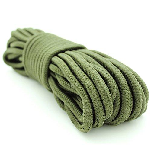 Camping 50' Green Rope