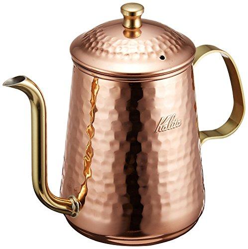 カリタ Kalita コーヒーポット 銅 600ml #52071