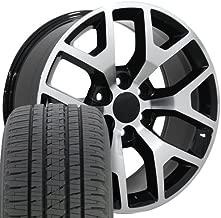 Best black rhino sierra wheels 18x9 Reviews