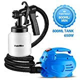 Best NEW Paint Sprayers - Moclever Paint Sprayer, 800ml/min New Upgrade HVLP Electric Review