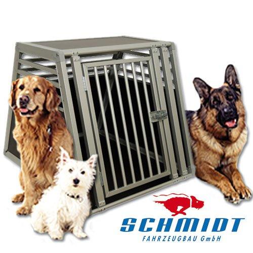 Schmidt-Box Hundebox Einzelbox Alu UME 60/73/68