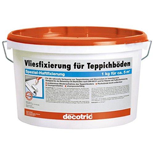 Vliesfixierung für Teppichböden 3kg