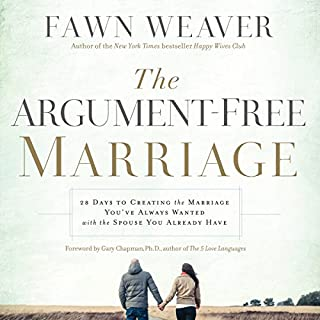 The Argument-Free Marriage audiobook cover art