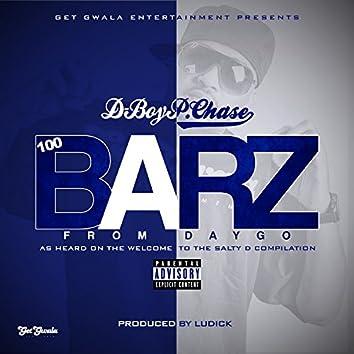 100 Barz from Daygo - Single