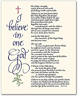 Best nicene creed poster Reviews